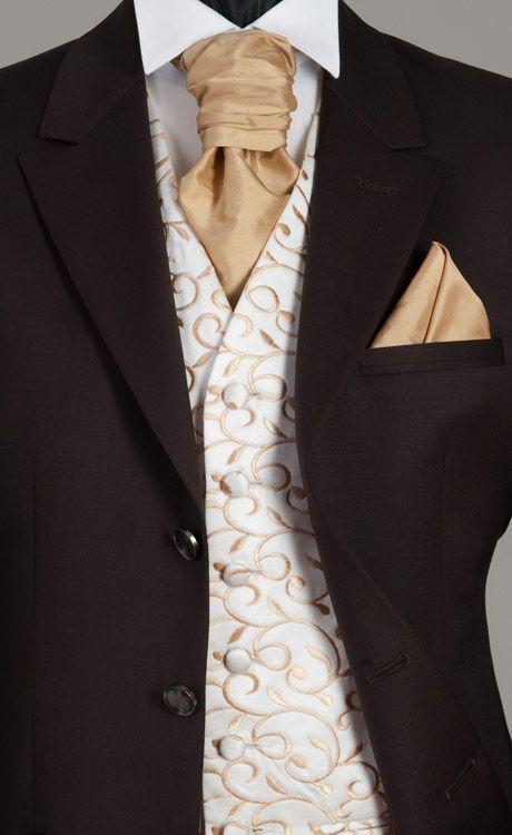 Chocolate Brown Wedding Suit Brown Wedding Wedding Suits Men