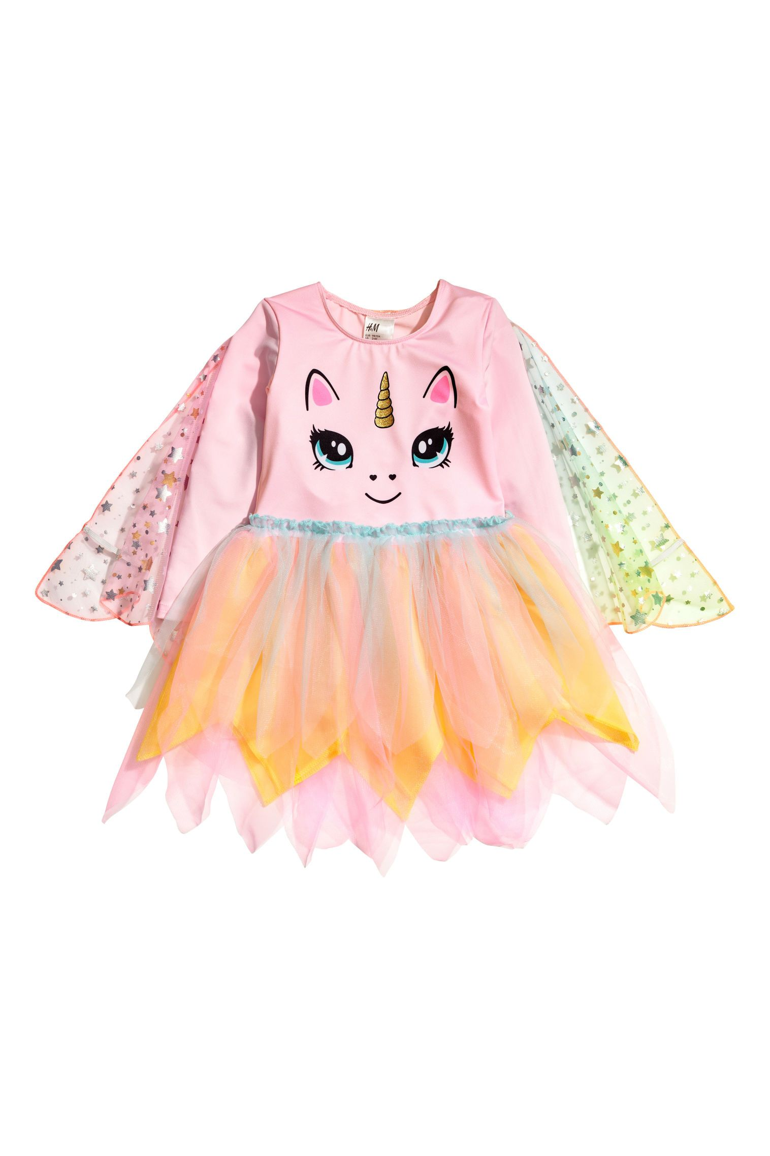 2a919948ecbc Fancy dress costume with cape | الصورة الرمزية | Unicorn dress ...