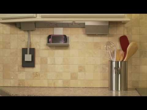 Learn how to install the adorne short modular track extending your system to smaller cabinet