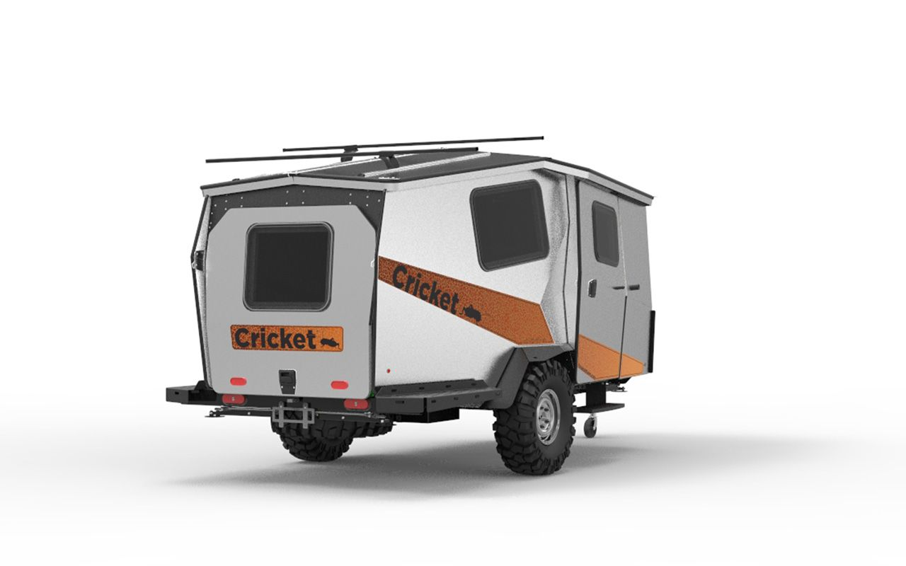 Cricket Camper Trailers Tiny Camper Light Trailer