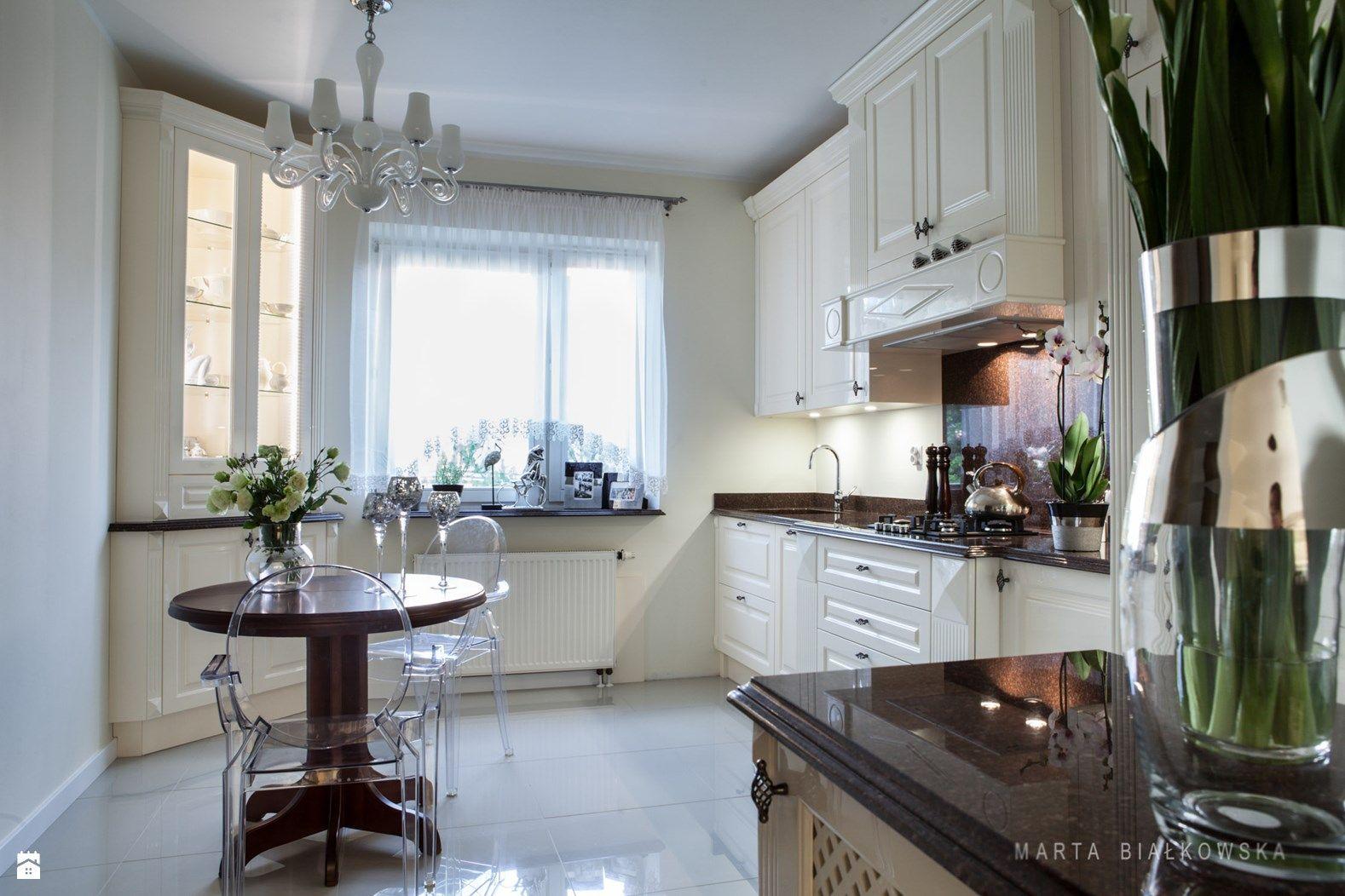 Kuchnia styl Glamour  zdjęcie od Doriz Pragmatic Design
