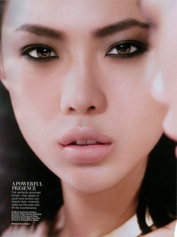 Smokey Eye Asian Asianmonolid Eyes Pinterest Makeup Asian