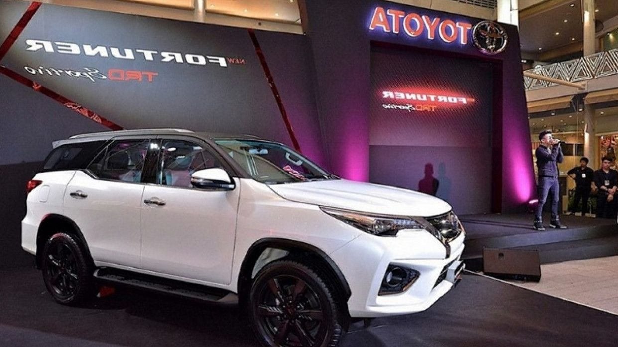 Seven Exciting Parts Of Attending Toyota New Fortuner 2020 Toyota Concept Cars Ford Endeavour