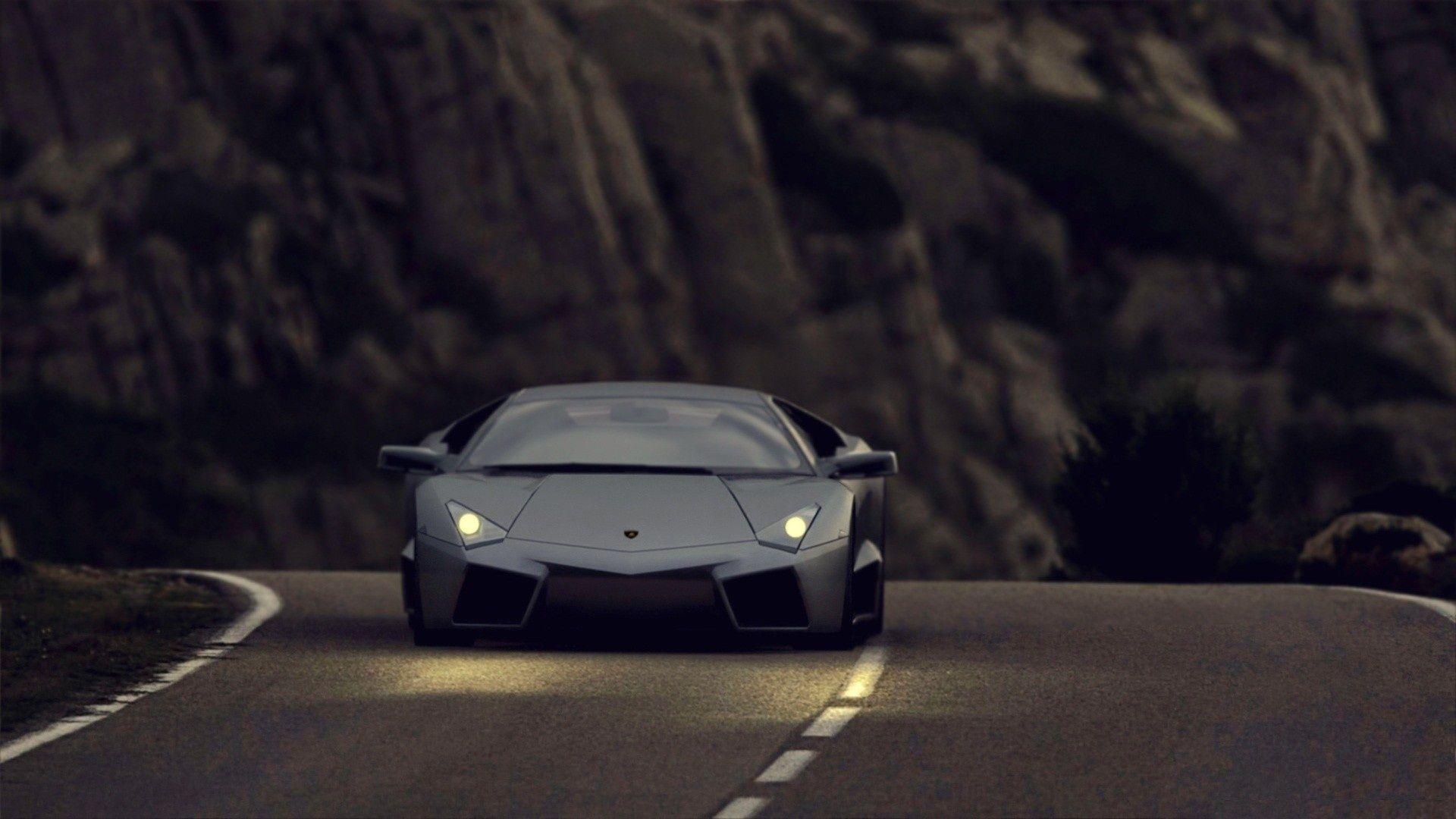 Matte Black Sports Car Wallpaper In 2020 Sports Car Wallpaper Car Wallpapers Lamborghini Reventon