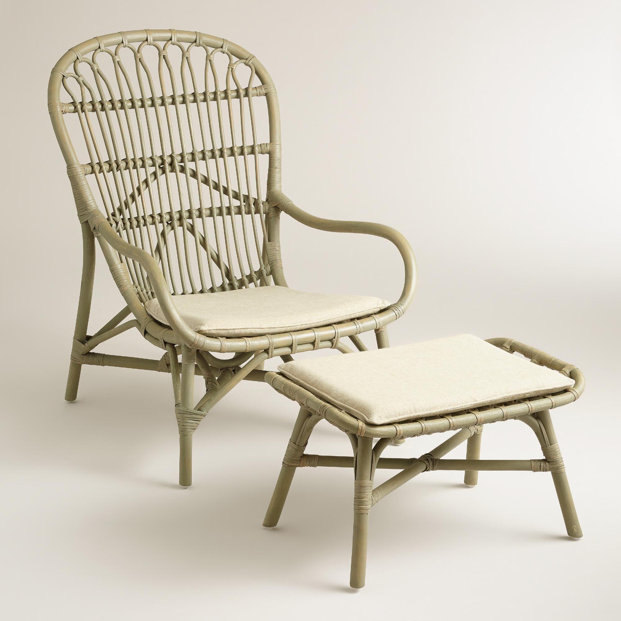 Modern Papasan Chair: A Modern Refresh On The Classic Papasan Chair, Our Bamboo