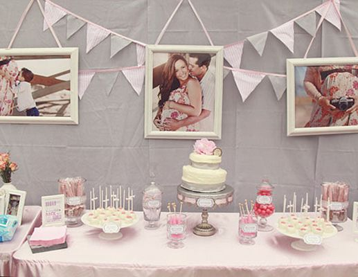 decorating decorating ideas vintage baby showers girl baby showers