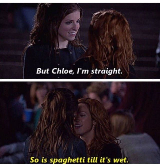 Lesbian comebacks