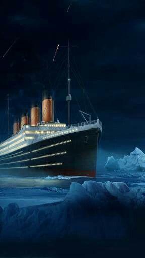 épinglé Par Estelle Sur Wallpapers Pinterest Titanic Travel