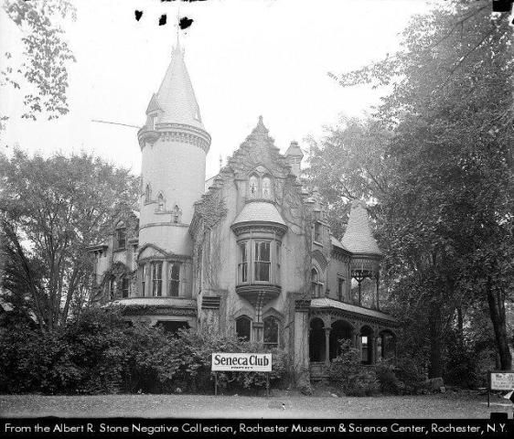 The Warner Mansion (1879 – 1929) (With Images)