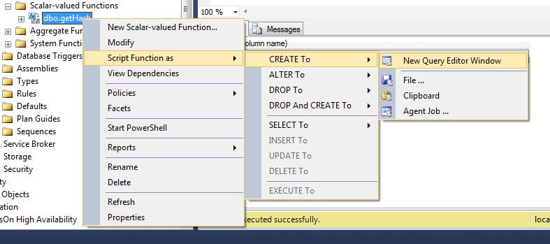 Encrypting and Decrypting SQL Server Stored Procedures