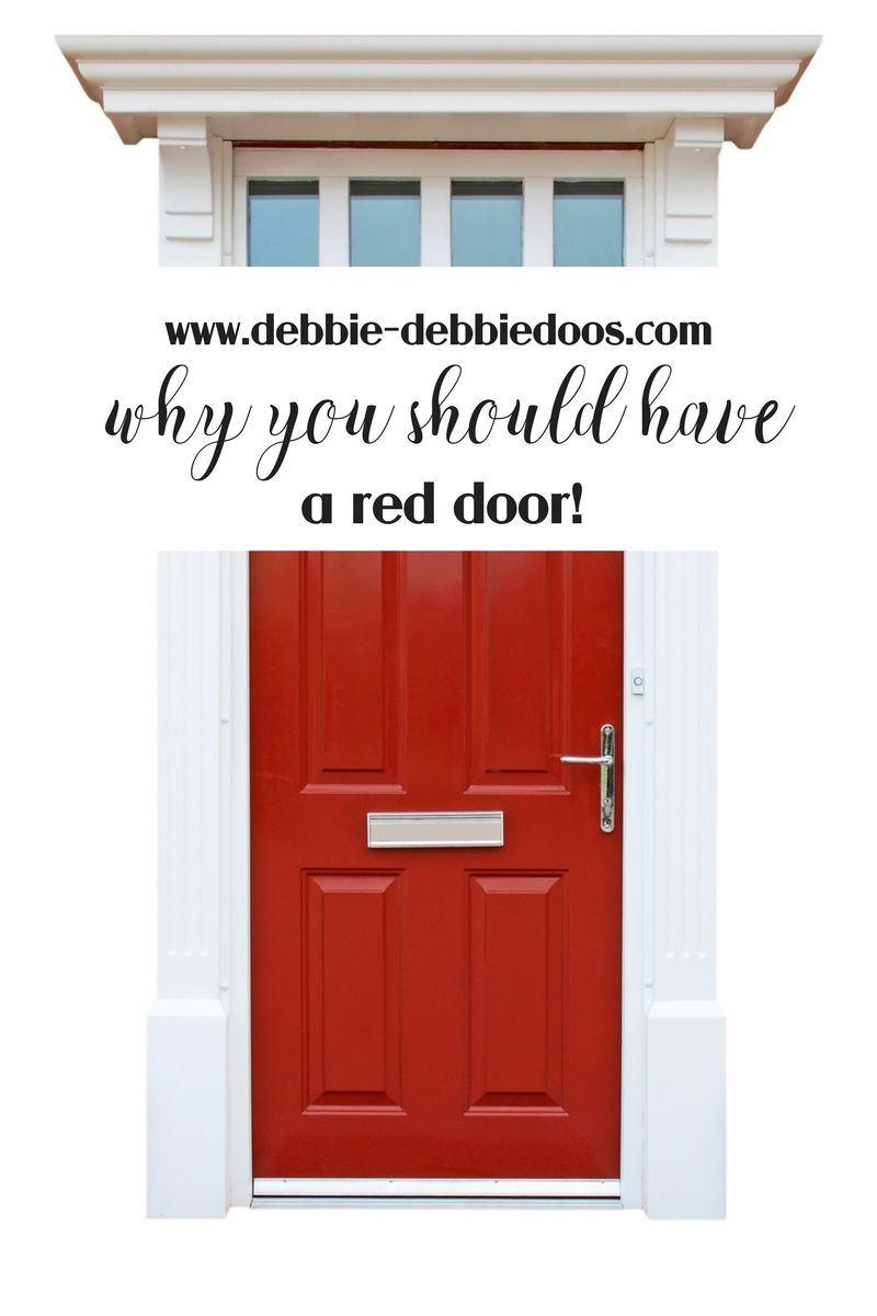 Why Are Front Doors Red - womenofpower.info