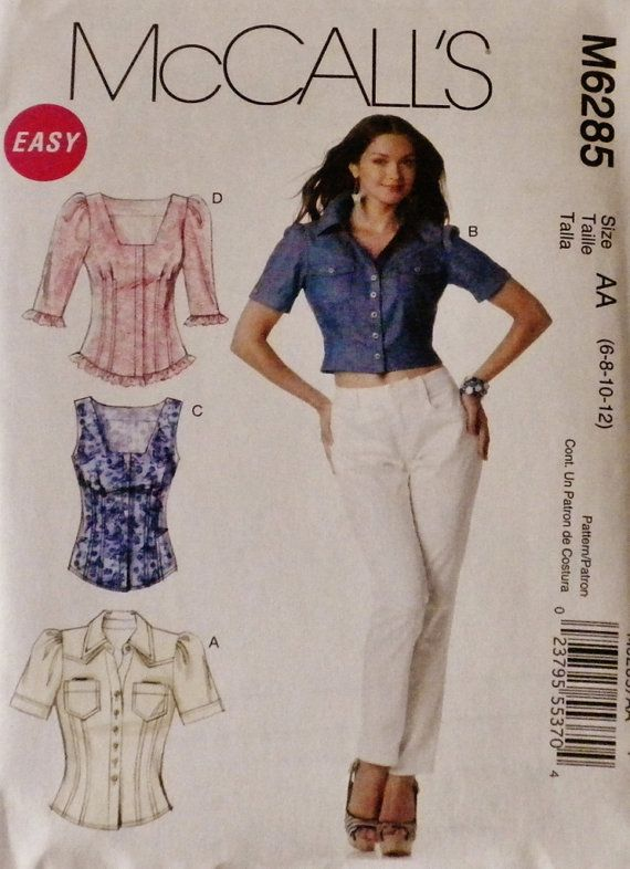 Western Shirts Sizes 612 New Pattern 6285 By Sewstitchquilt 1200