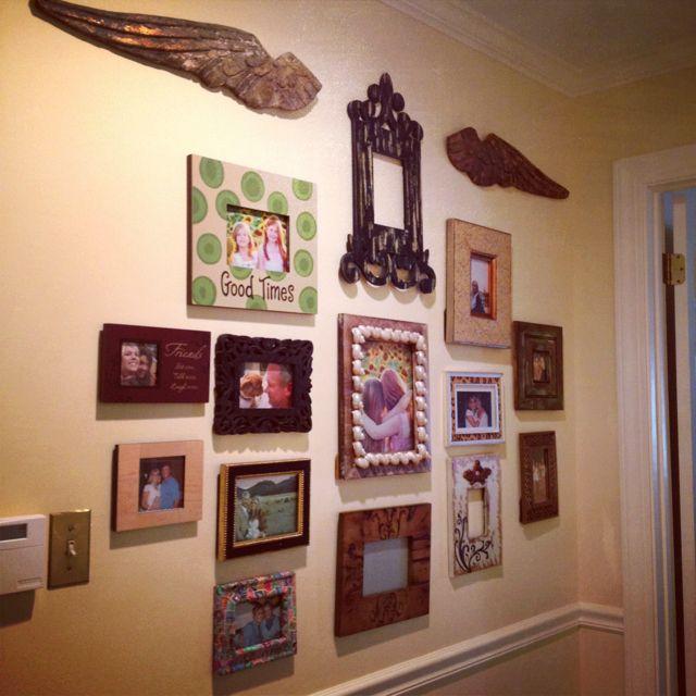 Best 25 Hallway Photo Galleries Ideas On Pinterest