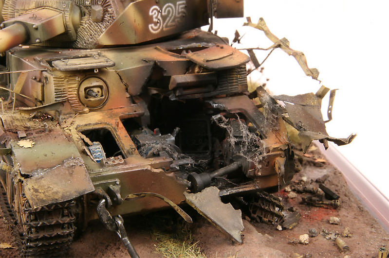 удивительный мир как правильно сфотографировать модель танка приготовления