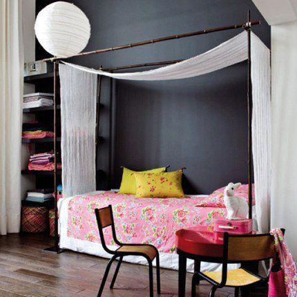 1000 images about chambre fille on pinterest turquoise interieur and bonheur - Chambre Bebe Gris Fonce