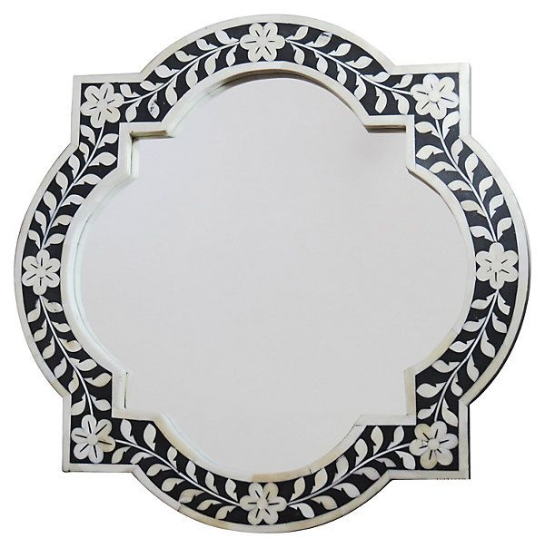 211eda39c4 One Kings Lane - Trend Alert - Delta Bone Mirror