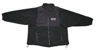Techniche Fleece Jackets Black Iongear Battery Powered Heating