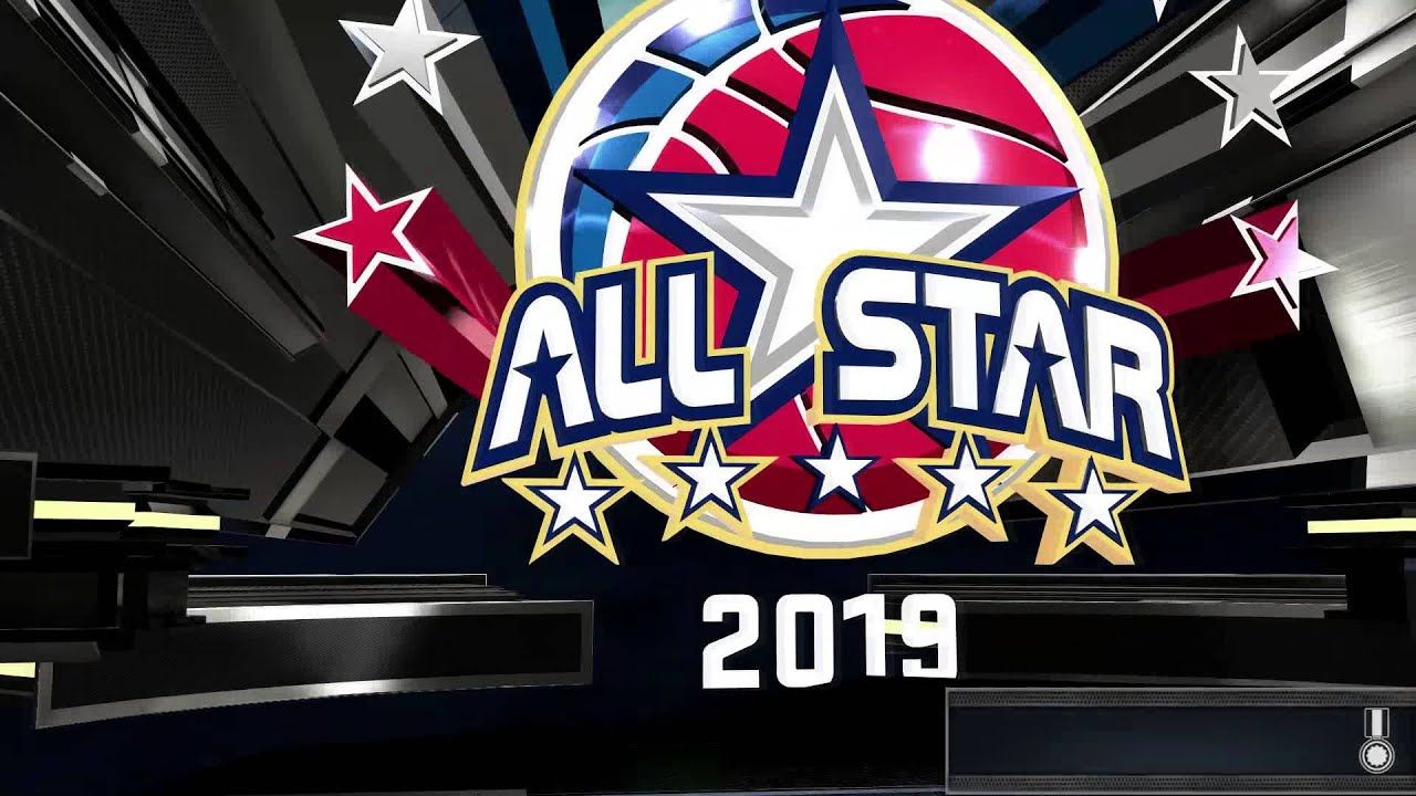 Nba 2k16 My Career All Star Game 2019 You Cavaliers logo