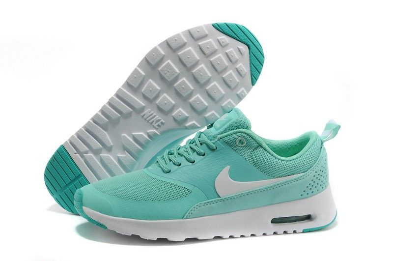 outlet store 43362 8ea1d nike air max thea print womens green white