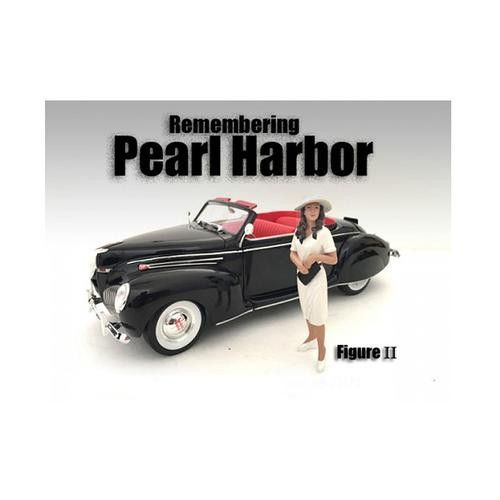 Remembering Pearl Harbor Figure II For 1:24 Scale Models by American Diorama