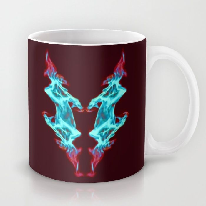 Carabossa Ghost - Cold Blood Mug