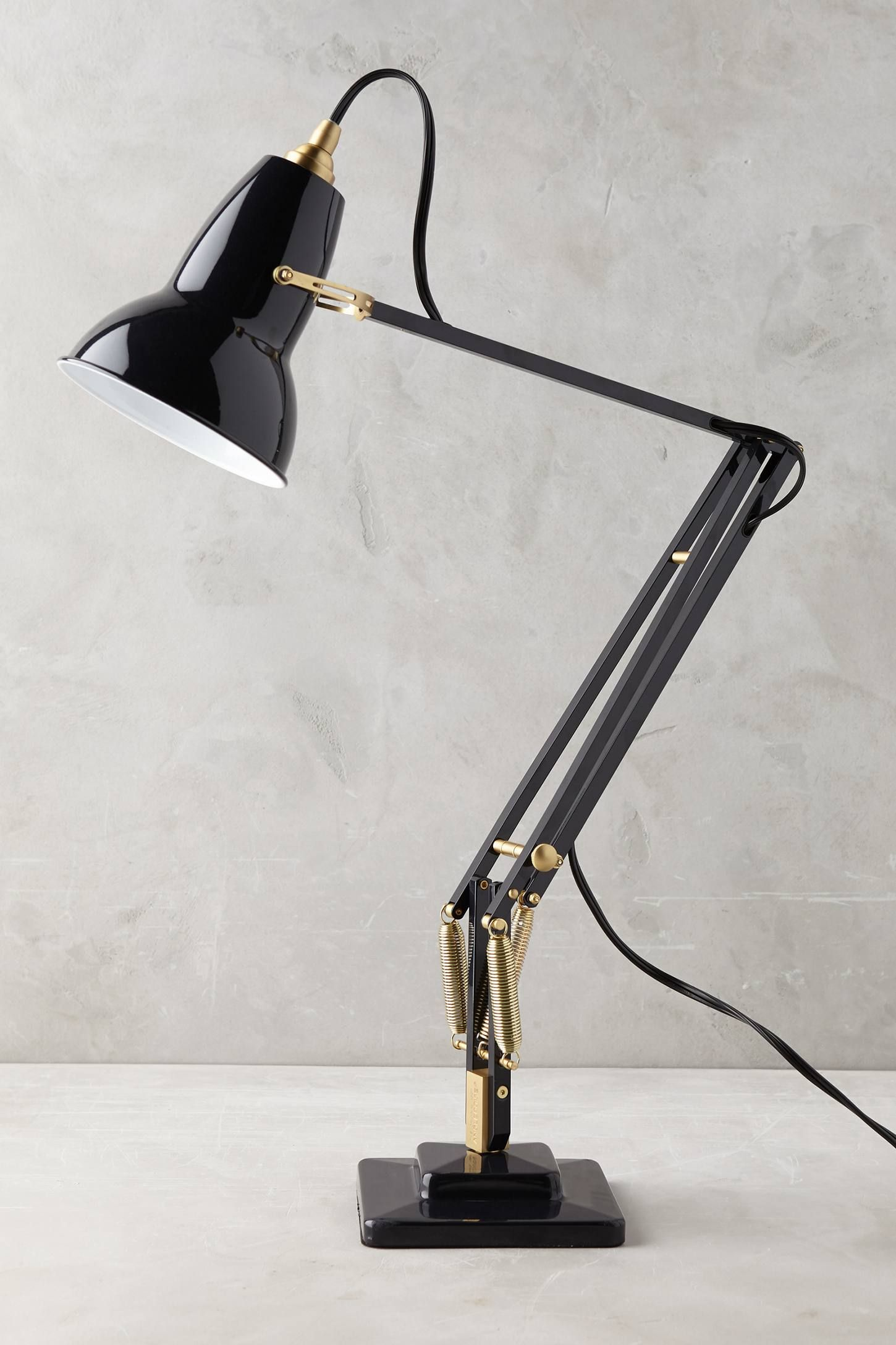 anglepoise original online grey mini buy lamp today utility desk