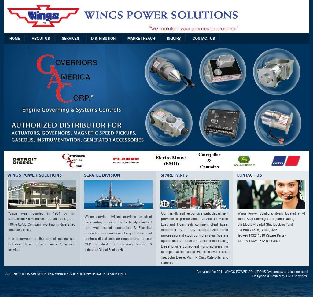 Wings Power Solutions Service Company Wing Dubai Marine, 38