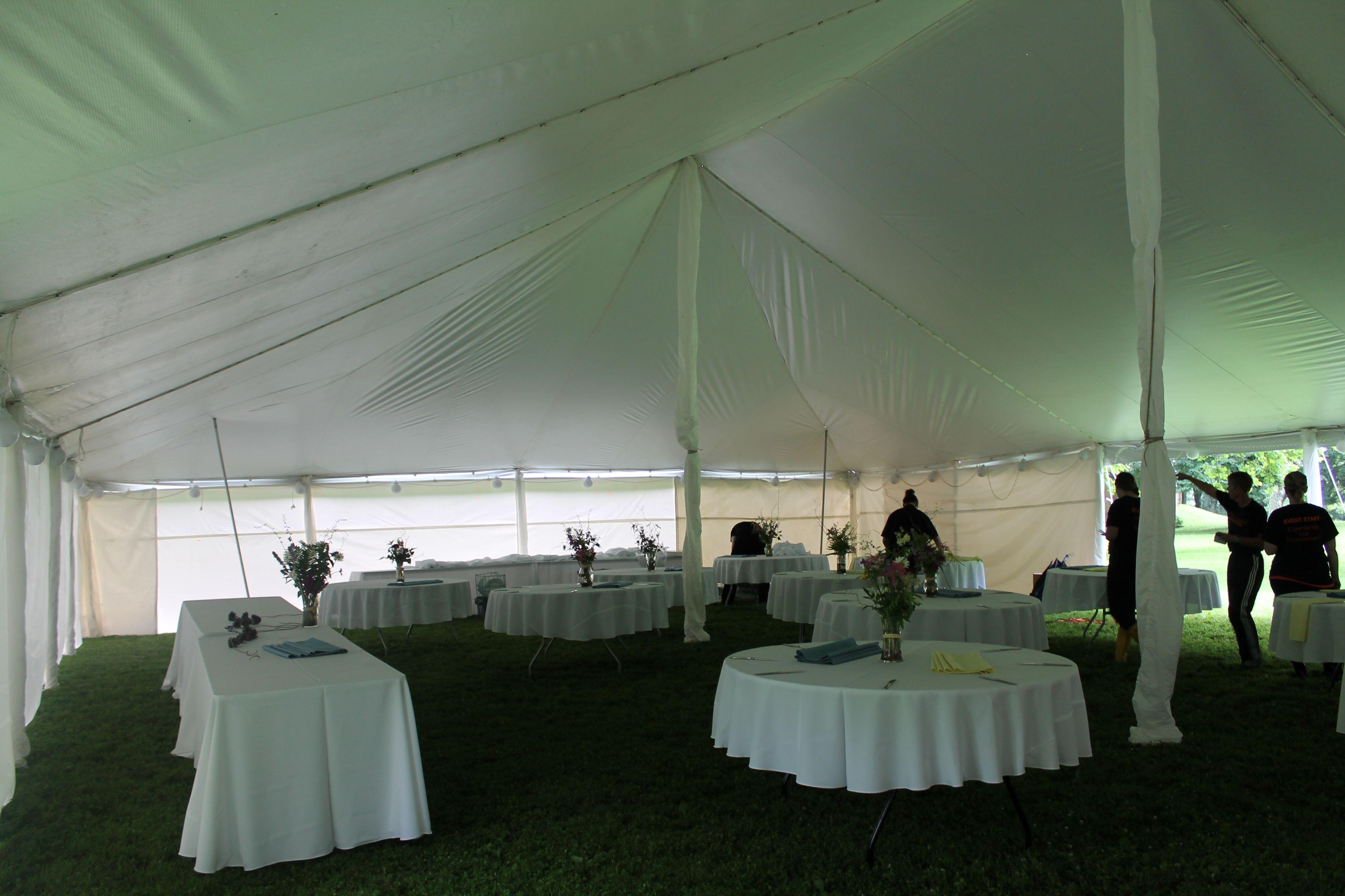 Party Tent Rentals Columbus Ohio