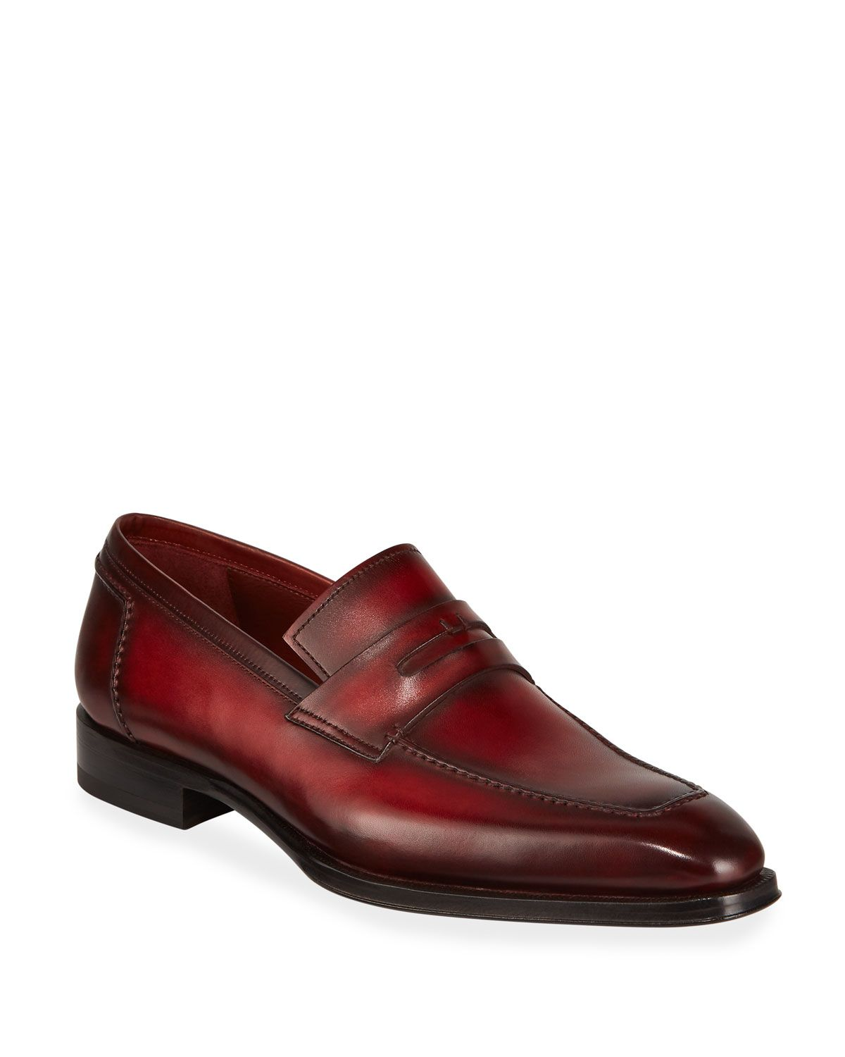 Neiman marcus men, Penny loafers, Loafers