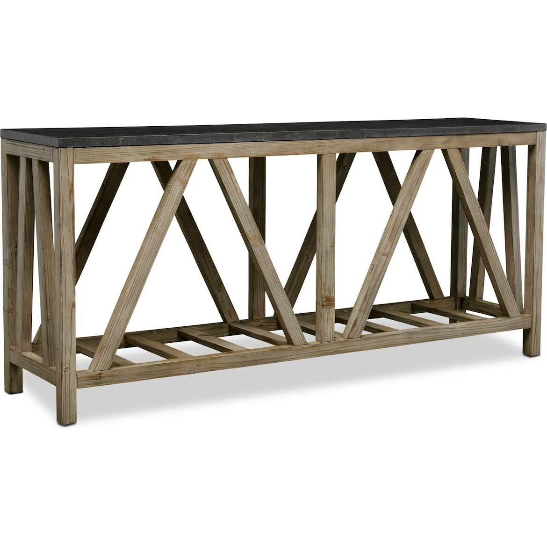 Sensational Grandin Sofa Table For The Home In 2019 Console Table Inzonedesignstudio Interior Chair Design Inzonedesignstudiocom