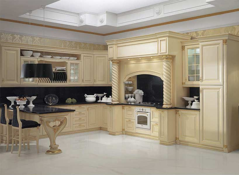 italian kitchen furniture. Luxury Italian Kitchen Decor 2018 - Style Furniture L
