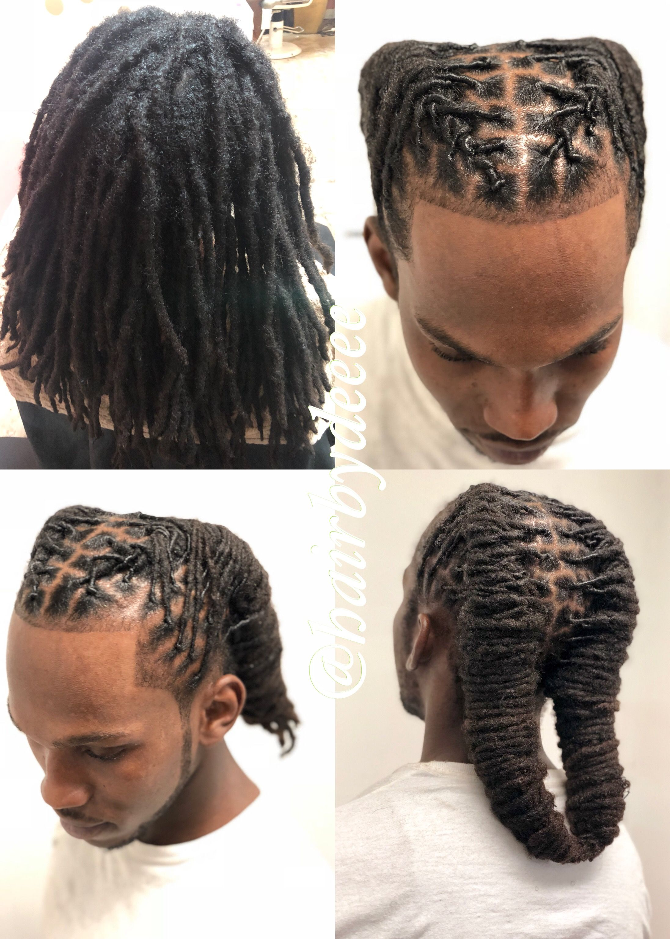 Pin On Dreads Style For Men