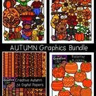 This bundle has four of my most popular autumn sets! Grab this bundle and save $2.00 just for buying them all together instead of individually.   T...