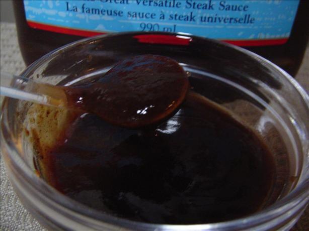 Recipe Hp Brown Sauce