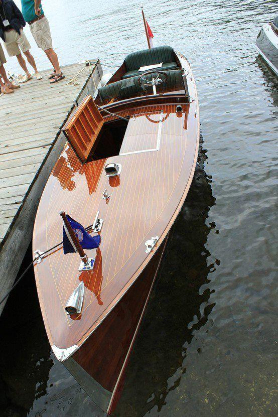 pinteresst.com/fra411 #classic #motorboat