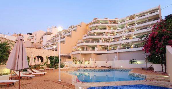 Beachfront apartments and Spa in Rethymno Crete! Homeland