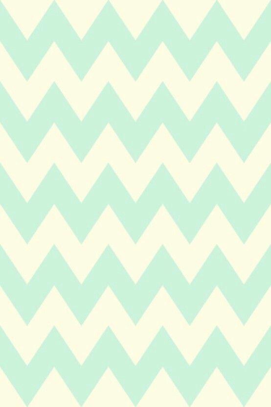 Pastel Chevron Stripes