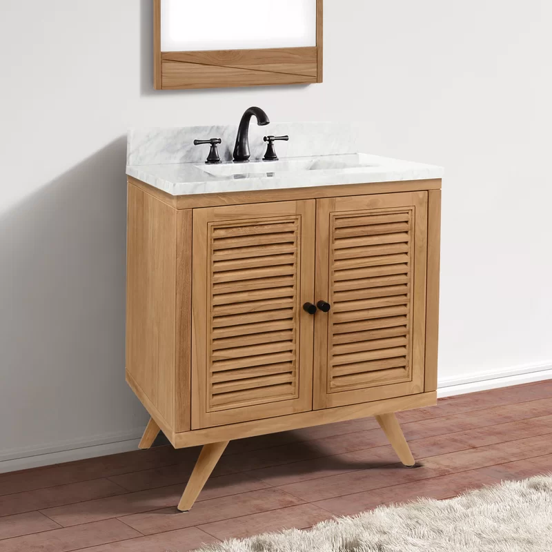 Toby 31 Single Bathroom Vanity In 2020 With Images Bathroom