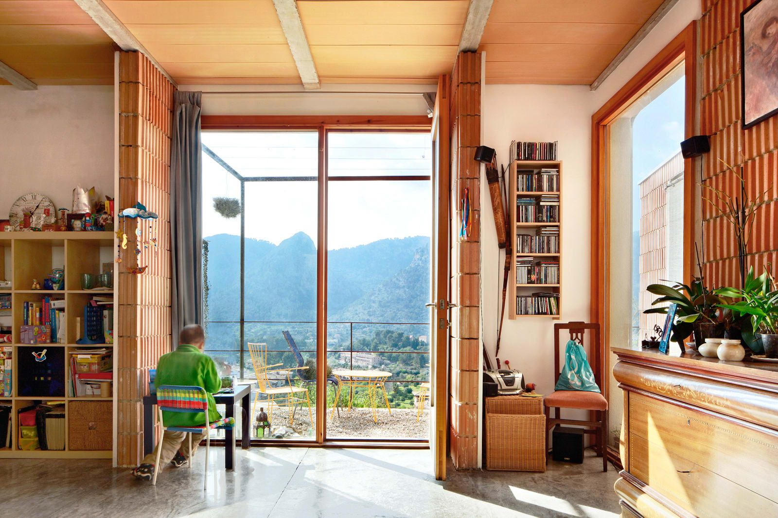 Aulets Architecture, José Hevia · House in Bunyola