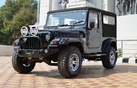 Image Result For How To Modify Jeep Mahindra Jeep 2016 Mahindra