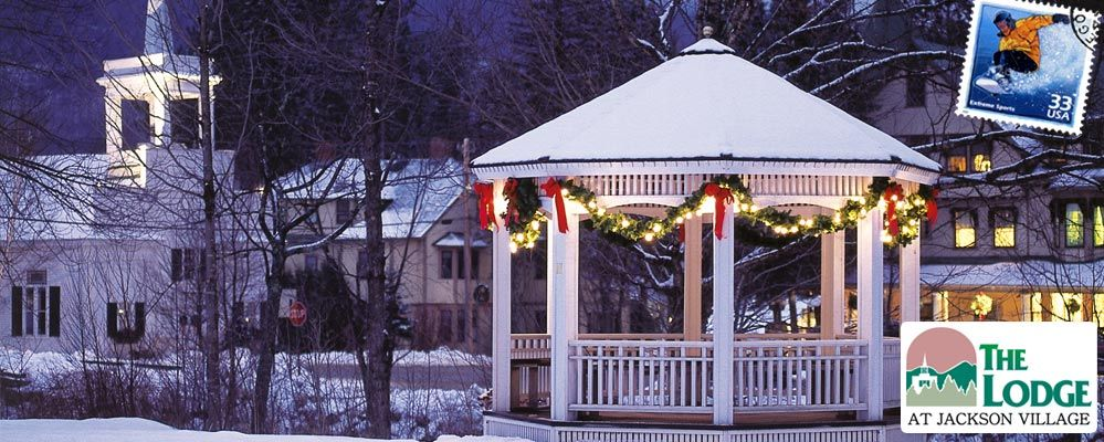 Jackson Nh Christmas Farm New Hampshire Gazebo