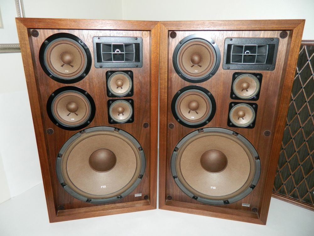 rare vintage pioneer cs 88a speakers fb drivers speakers. Black Bedroom Furniture Sets. Home Design Ideas
