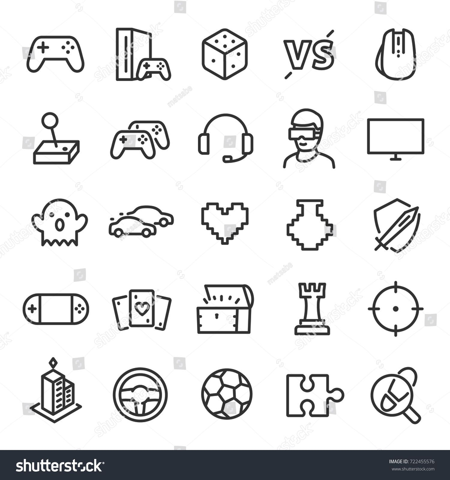 17+ Games icons information