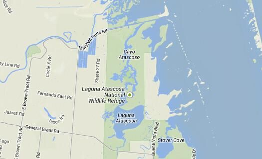 Moranco Blanco Trail  The 45,000-acre Laguna Atascosa National Wildlife Refuge is the largest protected contiguous region of natural south T...
