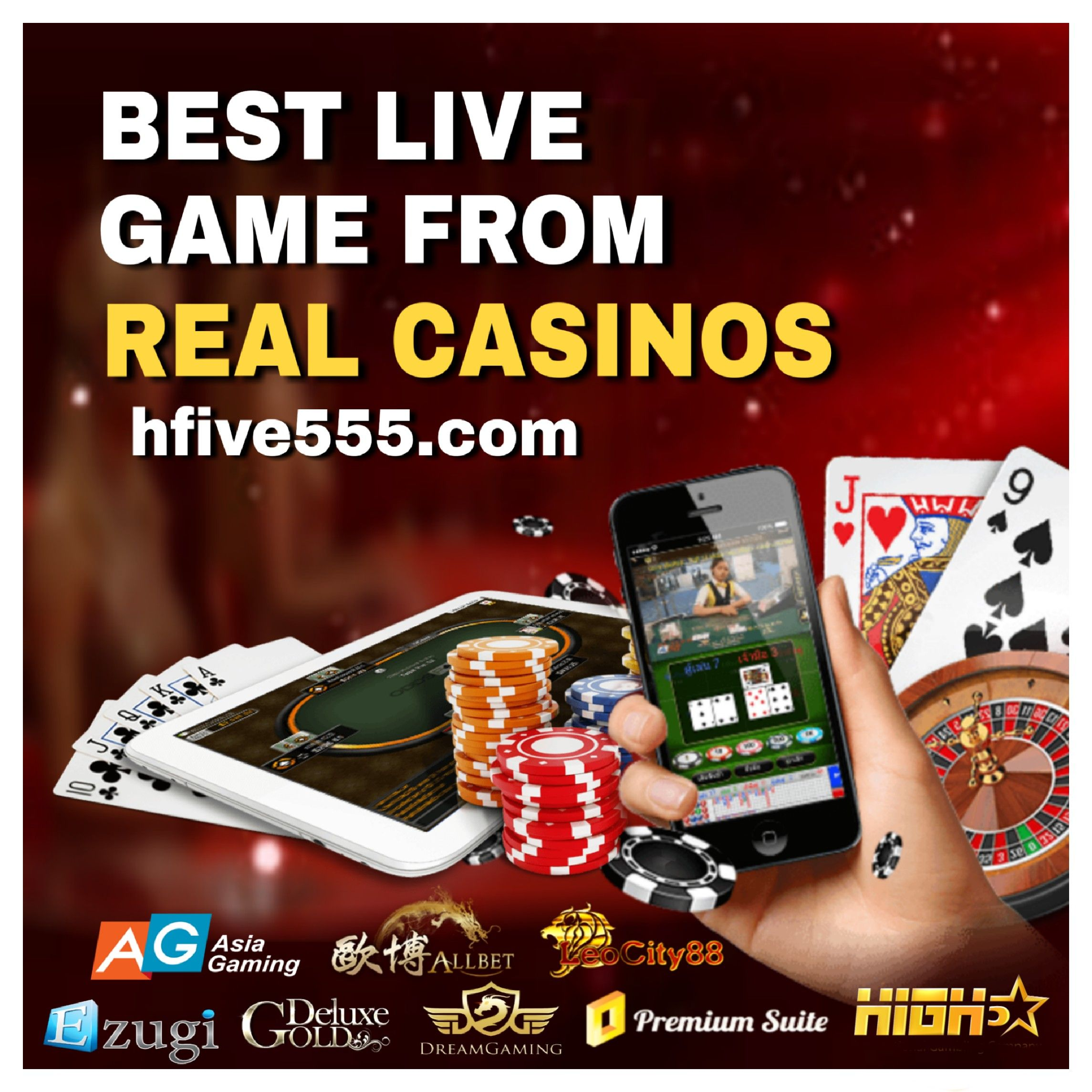 Pin On High5 Online Casino