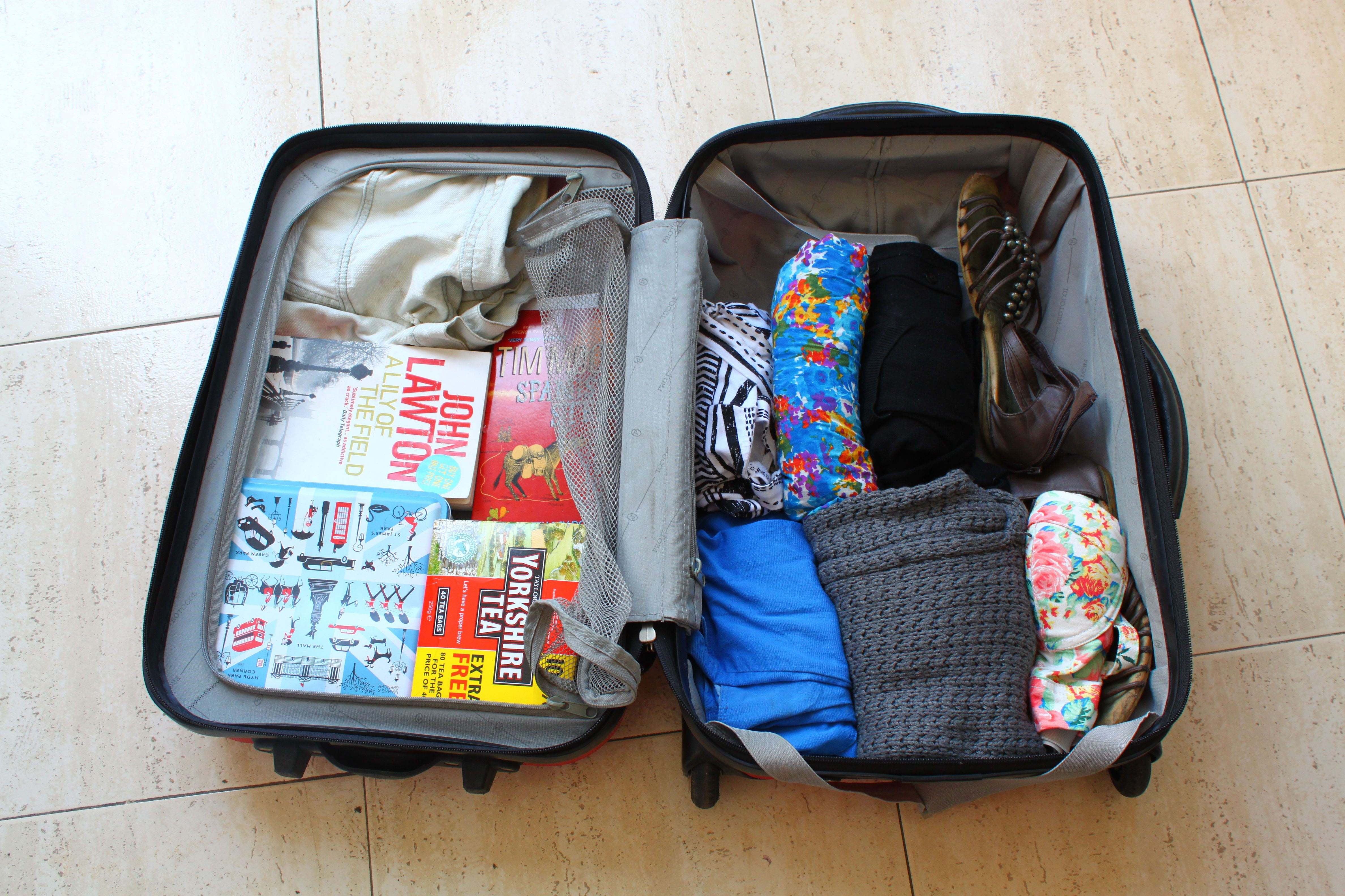 How to Pack a Carry-On Bag & Avoid Extra Ryanair Fees
