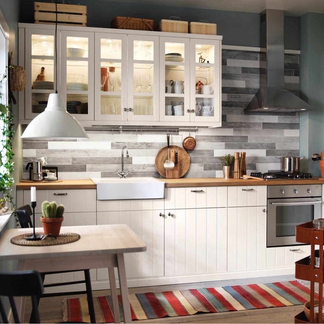 wij zijn fan van de landelijke hittarp keuken. Black Bedroom Furniture Sets. Home Design Ideas