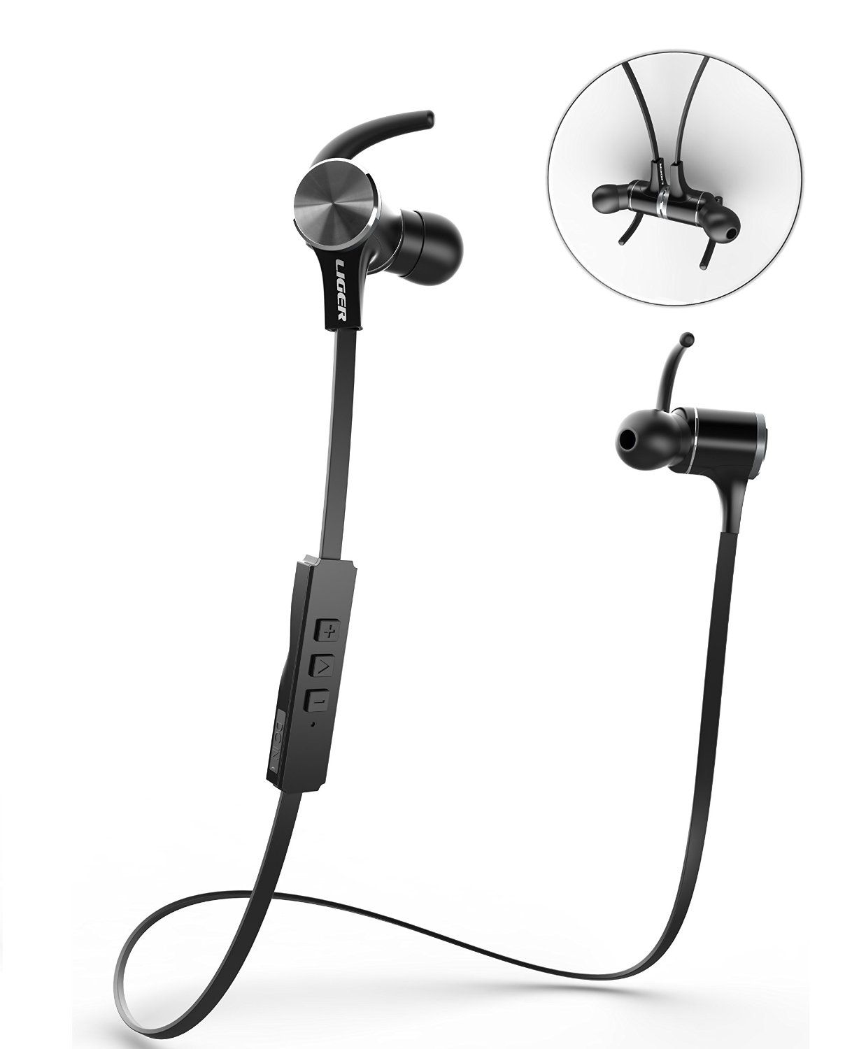 Robot Check Bluetooth earbuds, Sports headphones, Earbuds
