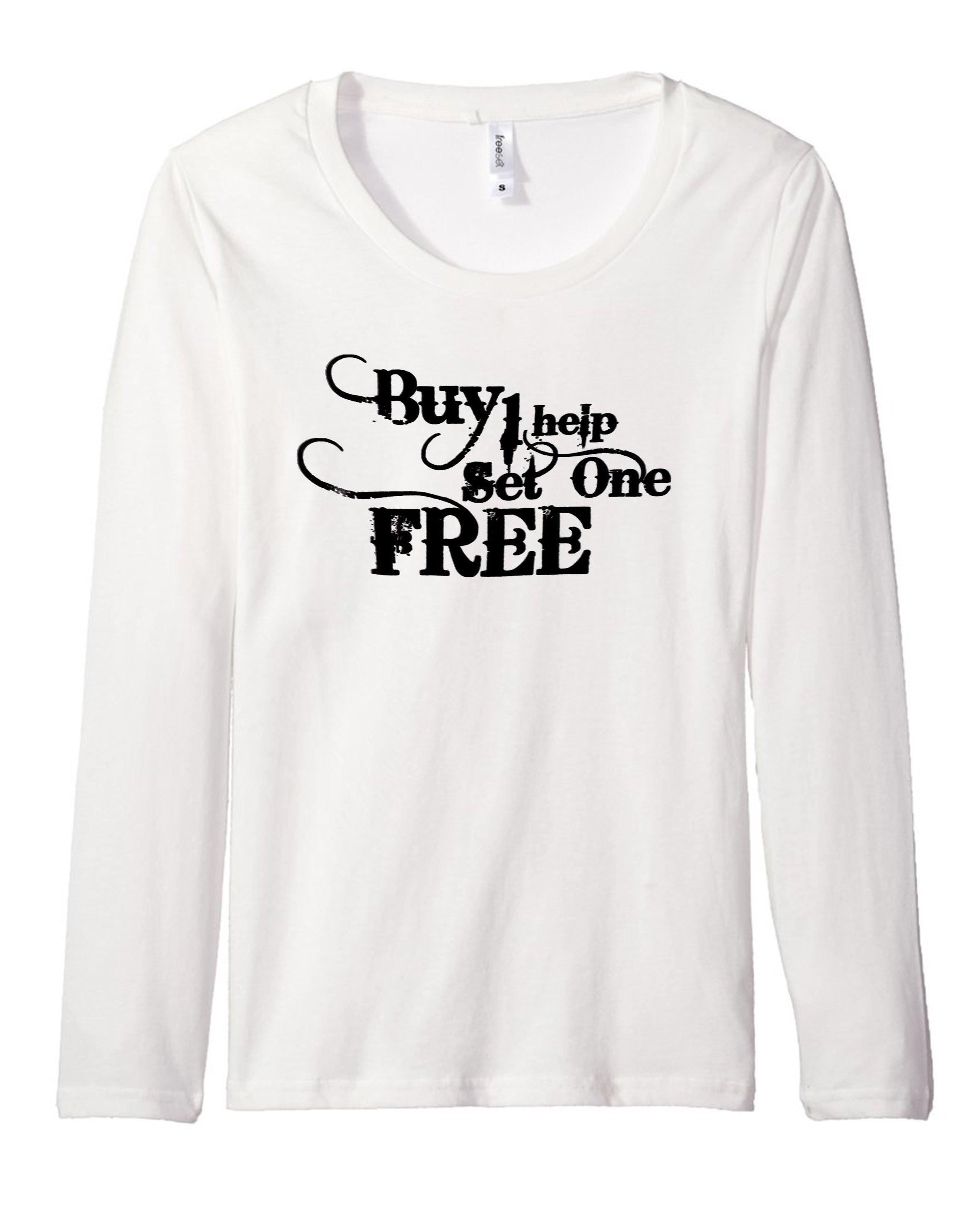 ad35e731 Buy 1 Set 1 Free Tee - Womens Long Sleeve | Products | Long sleeve ...