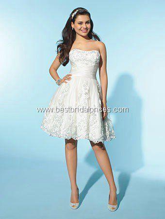 short dress / reception dress | Stuff to Try | Pinterest | Reception ...